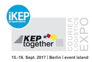 Wir stellen aus: KEPtogether 2017